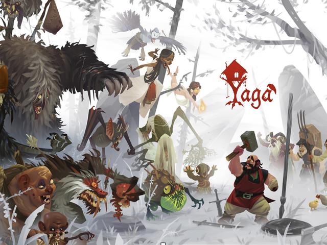 Yaga disponibile da oggi su PC e Console