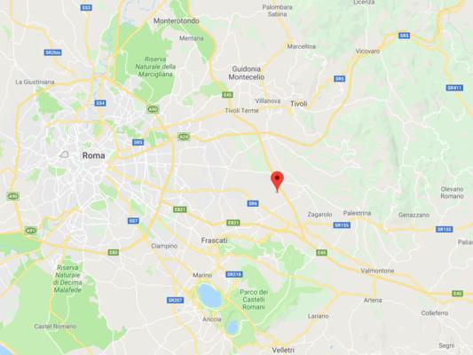 Scossa di terremoto a sud-est di Roma. Paura e lievi danni a Colonna