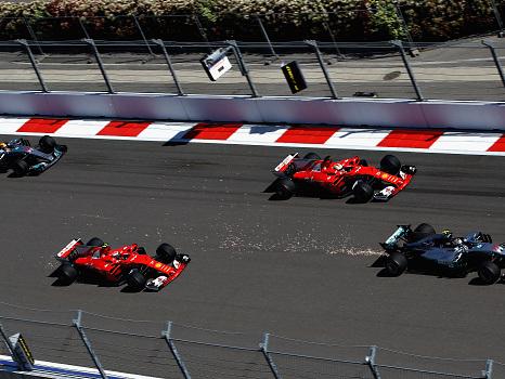 Kimi-Seb, strategie Ferrari dopo il tonfo di Singapore