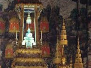 Le origini del Buddha di Smeraldo.