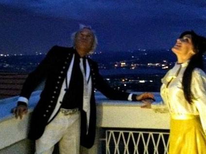 Bottini e Raffo, insieme: «Per un'altra magia...»