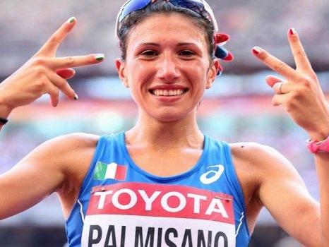 Atletica, prima medaglia per l'Italia: Antonella Palmisano conquista il bronzo nella 20 chilometri