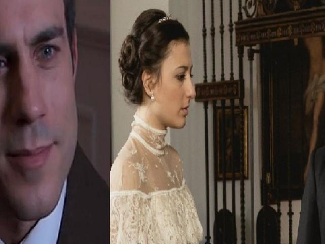 Una Vita, spoiler: Telmo interrompe il matrimonio di Lucia e Samuel