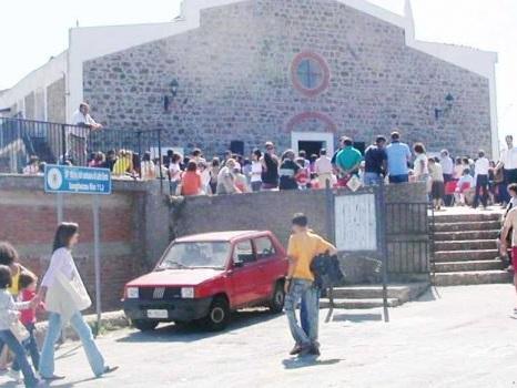 Santo Stefano di Camastra, sospesa la gara per il restauro del santuario Santa Croce