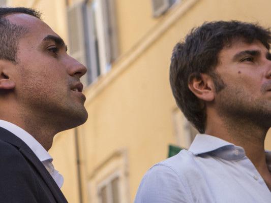 Gli attacchi di Di Battista a Salvini rimbalzano su Di Maio