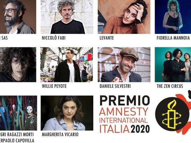 Premio Amnesty, ecco la top ten dei diritti