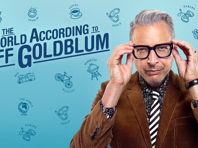 The World According To Jeff Goldblum è stata rinnovata per una seconda stagione
