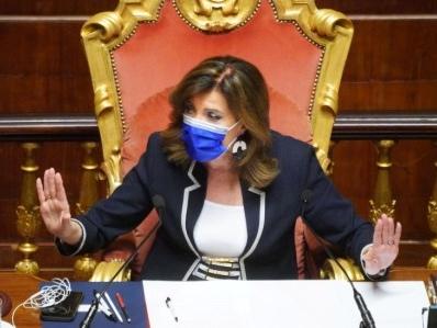 """Casellati """"La riforma della giustizia aiuta l'Italia"""""""