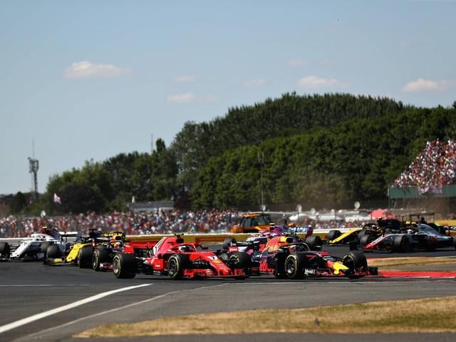 Formula 1 - Silverstone ospita il 52 GP di Gran Bretagna