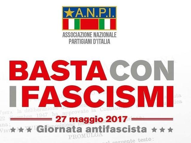 L'Anpi lancia la Giornata antifascista