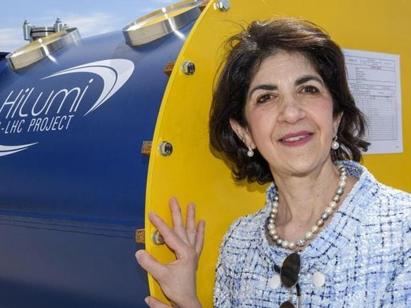 Fabiola Gianotti, l'autorevolezza di una scienziata dai modi semplici e diretti