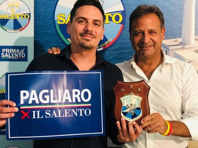 Novoli, Giacomo Marzo nominato coordinatore cittadino del Mrs