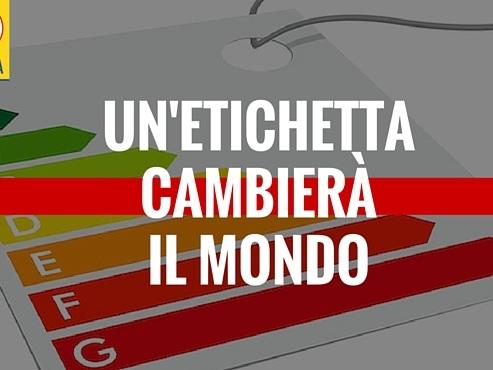 La nuova etichettatura energetica 5 Stelle approda in Europa!