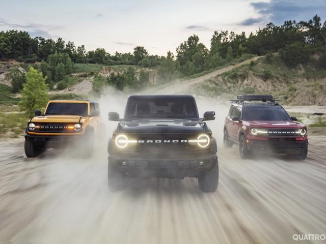 Ford Bronco - La fuoristrada è tornata - VIDEO