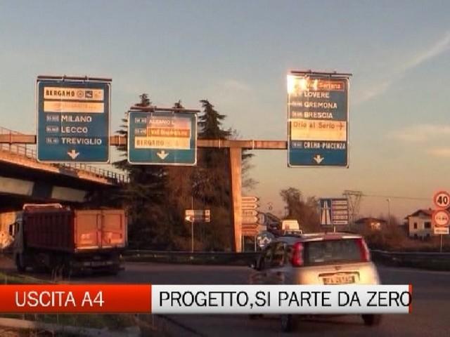 « Uscita autostrada, si rischia la vita» In corso lo studio del traffico
