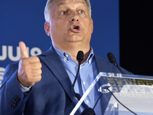 Cosa ha detto Viktor Orban alla festa della destra italiana
