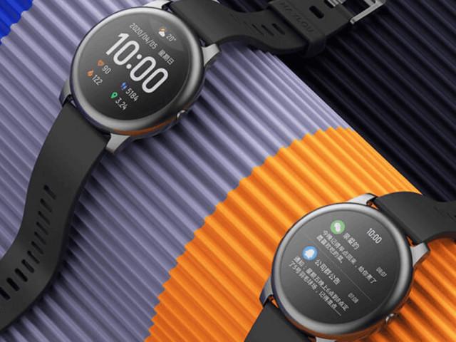 Haylou Solar è lo smartwatch economico con batteria super, che costa 20 euro