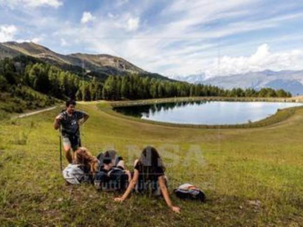 Turismo, in Valle d'Aosta -19% di presenze ad agosto