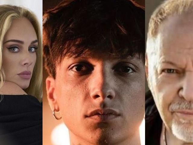 Adele, Ultimo e Vasco Rossi: ecco chi ha conquistato il primo posto nella classifica Fimi dei singoli più venduti