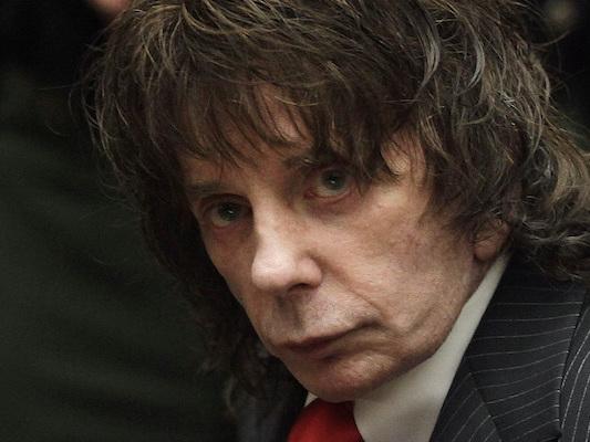 È morto il produttore discografico Phil Spector