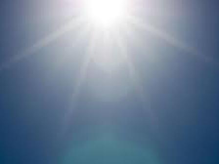 Caldo moderato e bel tempo in Sicilia, possibile calo delle temperature nel week end