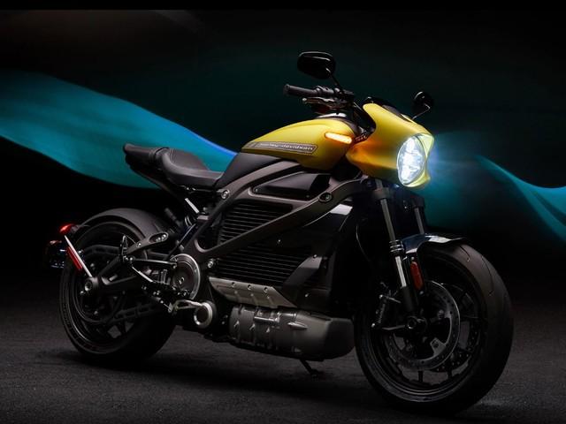 Michelin firma le gomme per la Harley elettrica