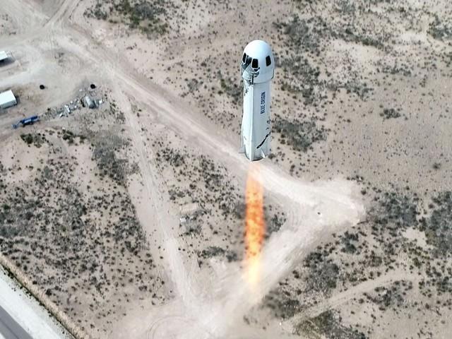 Nuova missione per Blue Origin di Jeff Bezos: il prossimo volo di New Shepard posticipato al 26 Agosto