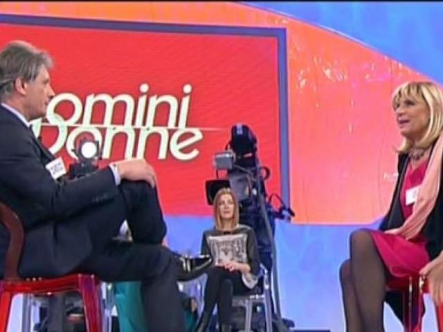 Uomini e Donne: il bacio di Gemma e Giorgio, poi la cena