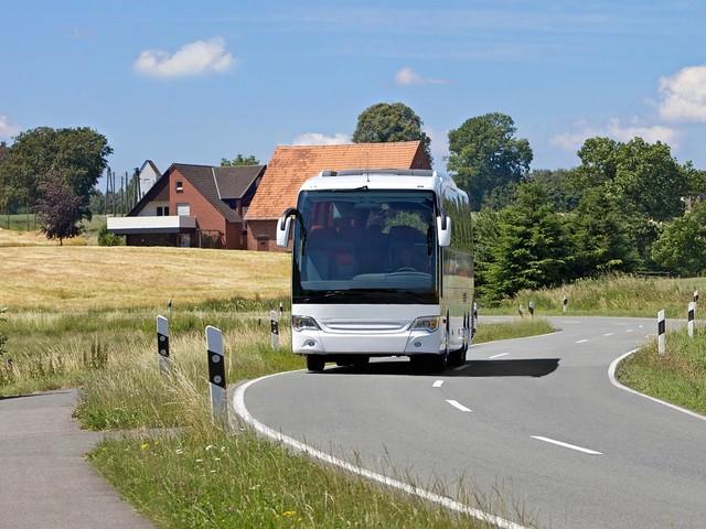 Sempre meno bus e truck coinvolti in incidenti