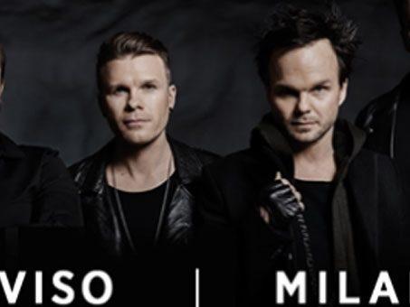 The Rasmus in Italia nel 2018, a Milano e Treviso: info e biglietti in prevendita su TicketOne