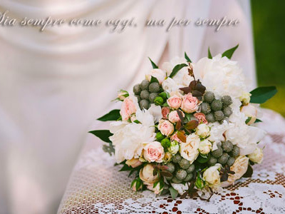 Frasi per la sposa: auguri religiosi, formali e divertenti