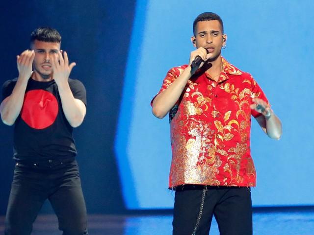 """Le prime parole di Mahmood dopo l'Eurovision: """"Non me lo sarei mai aspettato"""""""
