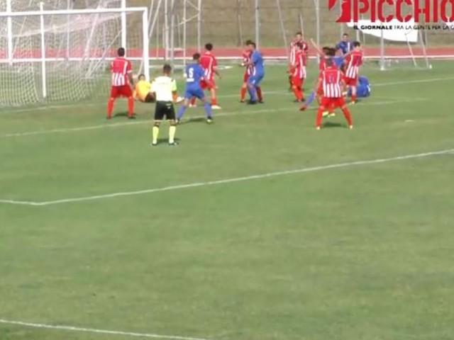 Maceratese-Chiesanuova 3-1: highlights e interviste (VIDEO)