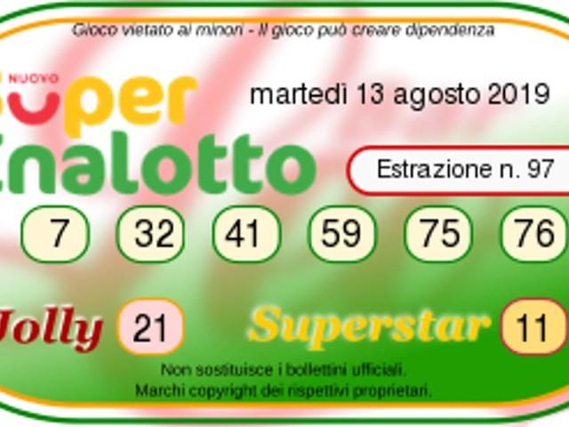 SuperEnalotto, a Lodi centrato il 6 da oltre 209 milioni di euro (in modo davvero singolare)