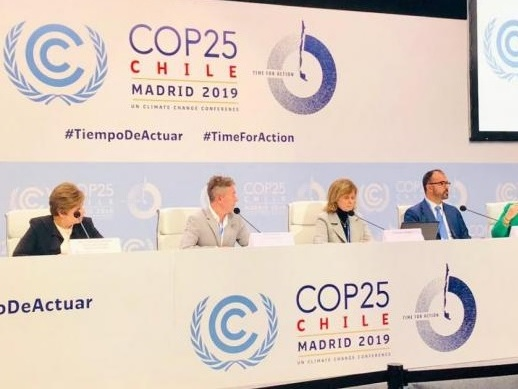 Cop25, Espinosa: Italia e Messico esempi da seguire per l'educazione climatica