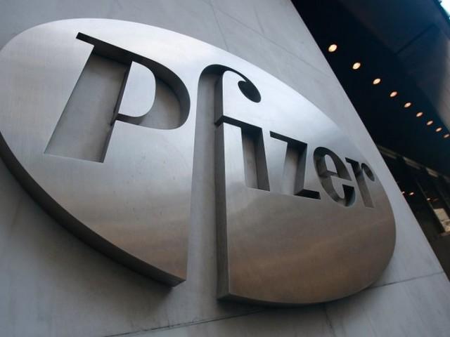 Attese positive per Pfizer