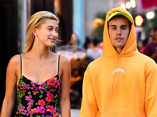 Justin Bieber ha creato per la moglie Hailey la più adorabile collana di perline DIY
