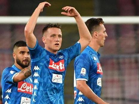 Napoli Frosinone 2-0 | Diretta | Risultato | Formazioni | Cronaca in tempo reale | LIVE