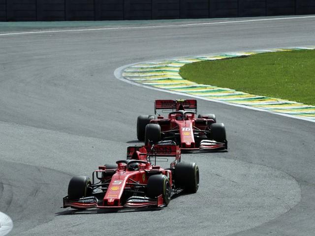 VIDEO F1, l'incidente tra Leclerc e Vettel: analisi e di chi è la colpa