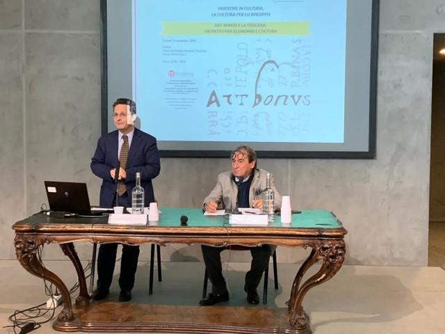 I servizi pubblici locali toscani investono nella cultura, con l'Art bonus