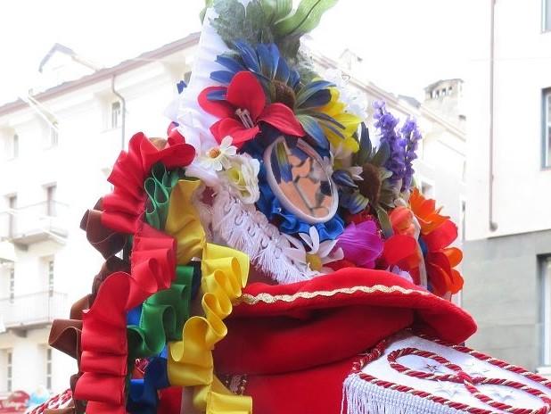 Coumba Freida il Carnevale della Valle del Gran San Bernardo (AO)