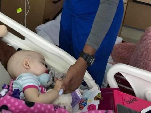 La commovente lettera di una mamma ai 250 infermieri che si occupano della figlia malata di cancro