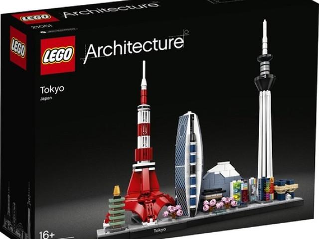 I due nuovi set LEGO Architecture previsti per la prima metà del 2020