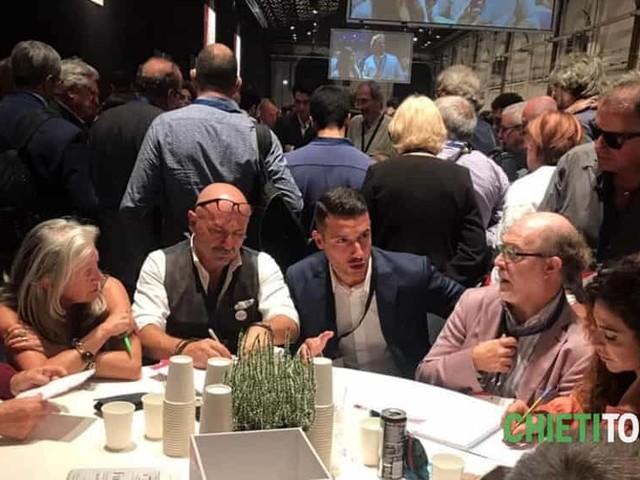 Marzoli aderisce a Italia Viva: il nuovo progetto politico di Renzi entra nel consiglio teatino