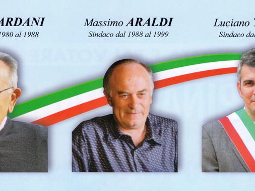 """Gardani, Araldi, Toscani: da tre sindaci """"storici"""" appoggio pubblico a Vappina in una lettera"""