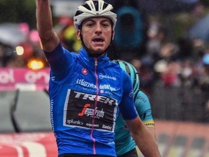 Ciccone, da Sorisole al Tour de France