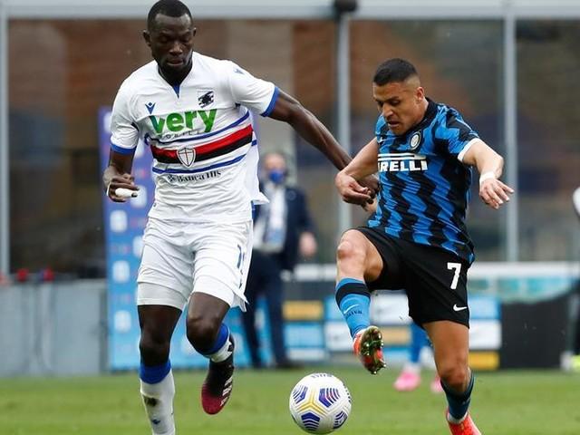 Inter – Sampdoria è terminata 5-1