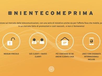 Fastweb, al via la terza fase di #nientecomeprima: appuntamento il 20/2