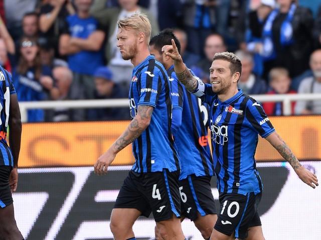 Serie A, l'Atalanta batte il Lecce nel suo nuovo stadio e vola al 2° posto