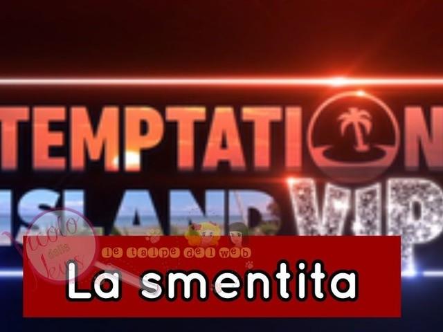 'Temptation Island' Arriva la smentita della partecipazione di una coppia